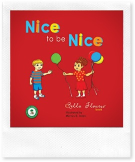 nice to be nice book