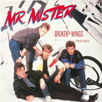 Mr Misters Broken Wings 19851 Funny How Time Flies