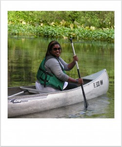 Canoeing down the Wekiva River 250x300 Kalin's Chronicles:  Florida Beyond Theme Parks