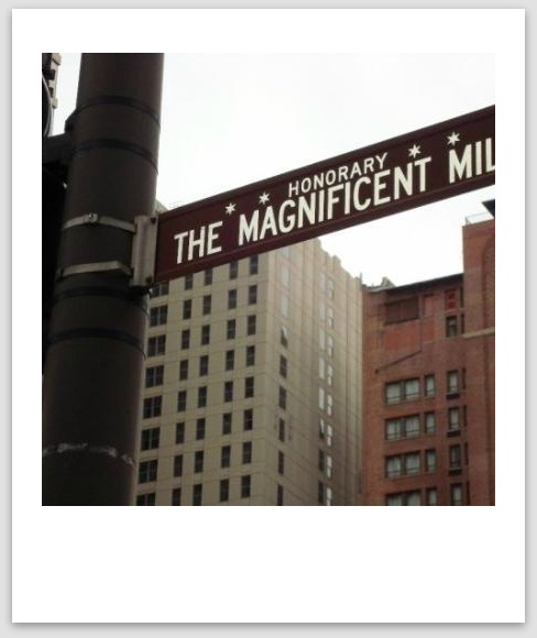 magnificent mile Kalins Chronicles: Going Underground at Bed & Breakfasts