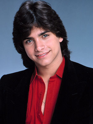 John Stamos then1 Act your age not your shoe size: Its ok to grow up