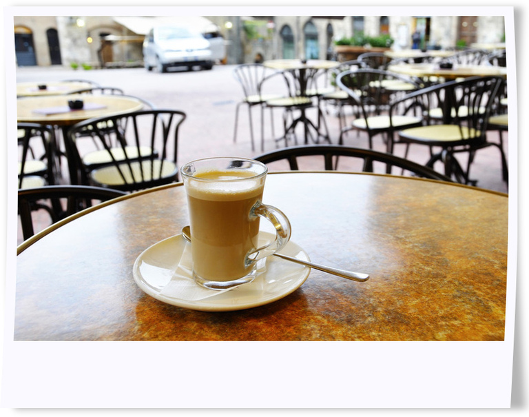 cafe in italy Beignets, Boys, and the City of Bath: My Travel Manifesto