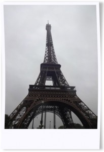 The Eiffel Tower 205x300 A Rainy Day in Paris