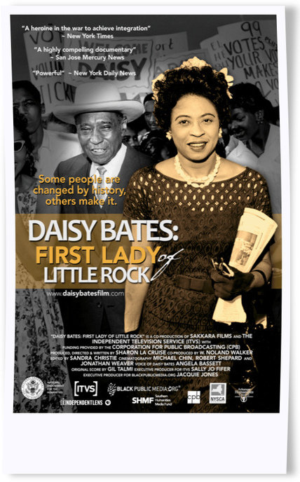 Daisy Bates Poster Women at Forty