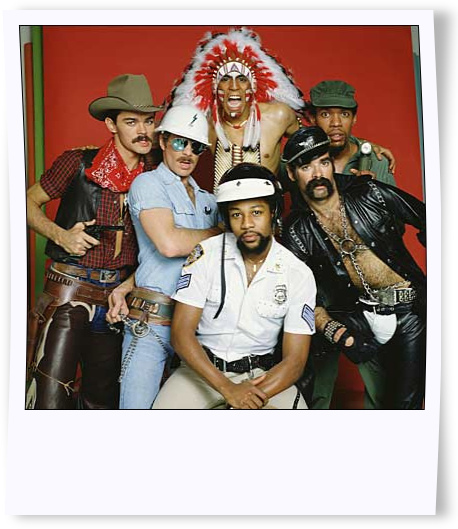The Village People1 At night??