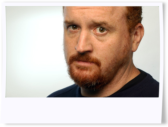 Louis CK explains cell phones and sadness as only he can